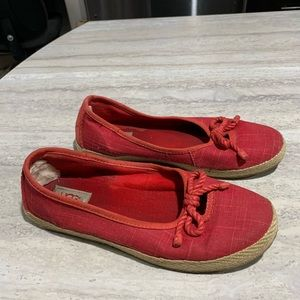 UGG Red Shoes